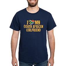South African Girlfriend T-Shirt