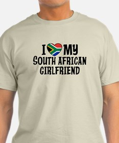 South African Girlfriend T-Shirt