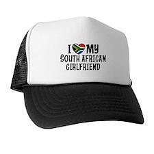 South African Girlfriend Trucker Hat