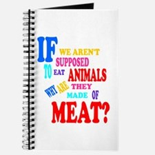 They're Made of Meat Journal