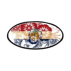 Missouri Flag Patches