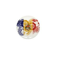 Moldova Flag Mini Button (100 pack)