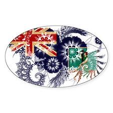 Montserrat Flag Decal