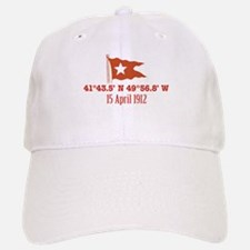 Titanic Nautical Flag Baseball Baseball Cap