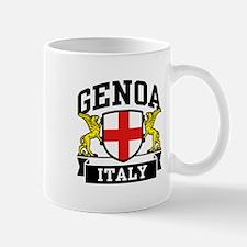 Genoa Italy Mug