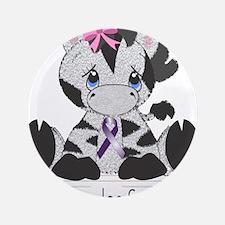 """Ehlers-Danlos Syndrome Cutie 3.5"""" Button"""