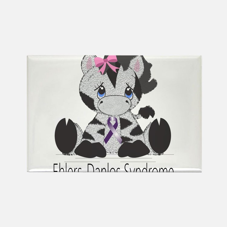Ehlers-Danlos Syndrome Cutie Rectangle Magnet