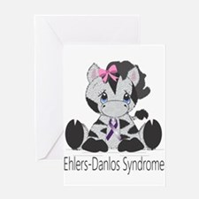 Ehlers-Danlos Syndrome Cutie Greeting Card