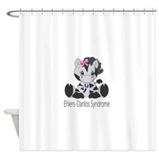 Ehlers-Danlos Syndrome Cutie Shower Curtain