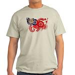 Myanmar Flag Light T-Shirt