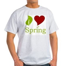 iHeartSpringRed T-Shirt