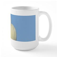 Great Egret Large Mug