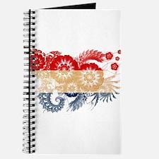 Netherlands Flag Journal