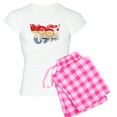 Netherlands Flag Pajamas