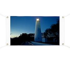 Ocracoke Lighthouse. Banner