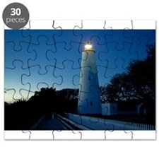 Ocracoke Lighthouse. Puzzle