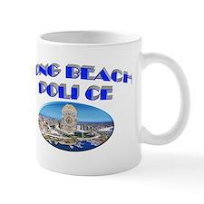 Long Beach Police Mug