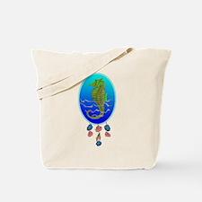 Ocean Spirit Sea Horse Tote Bag