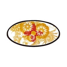 New Mexico Flag Patches
