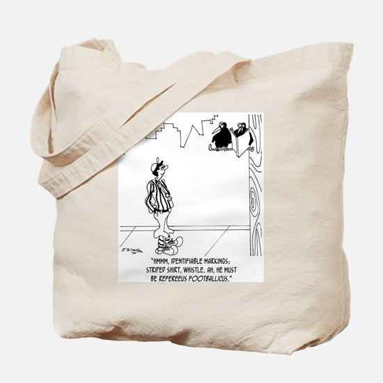 Bird Guide to People Tote Bag