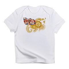 Niue Flag Infant T-Shirt