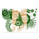 Norfolk Island Flag Postcards (Package of 8)