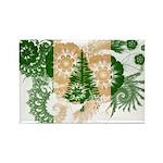 Norfolk Island Flag Rectangle Magnet (100 pack)