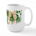 Norfolk Island Flag Large Mug
