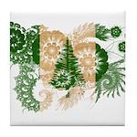 Norfolk Island Flag Tile Coaster
