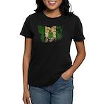 Norfolk Island Flag Women's Dark T-Shirt
