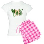 Norfolk Island Flag Women's Light Pajamas
