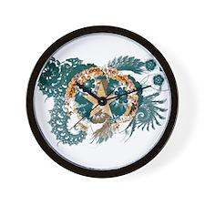 """""""Northern Mariana Islands Fla Wall Clock"""