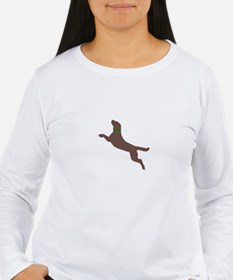 Dock Jumping Dog T-Shirt