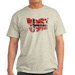 Norway Flag Light T-Shirt