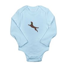 Dock Jumping Dog Onesie Romper Suit
