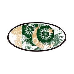 Pakistan Flag Patches