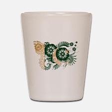 Pakistan Flag Shot Glass