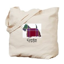 Terrier - Gordon of Abergeldie Tote Bag
