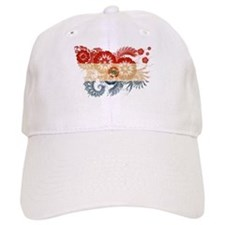 Paraguay Flag Cap