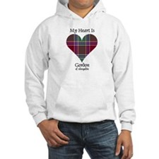 Heart - Gordon of Abergeldie Jumper Hoody