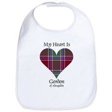Heart - Gordon of Abergeldie Bib