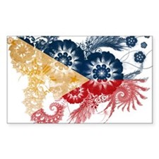 Philippines Flag Decal