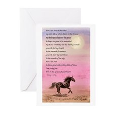 Equine Sympathy Cards (Pk of 10)