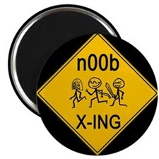 n00b Crossing Magnet
