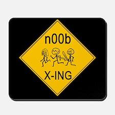 n00b Crossing Mousepad
