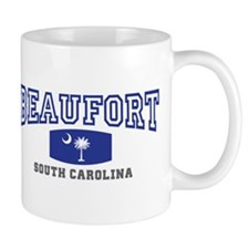 Beaufort South Carolina, Palmetto State Flag Mug