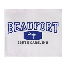 Beaufort South Carolina, Palmetto State Flag Stad