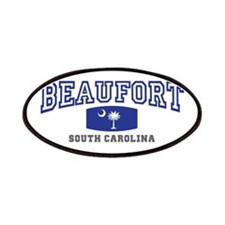 Beaufort South Carolina, Palmetto State Flag Patch