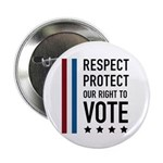 "Respect and Protect our right 2.25"" Button"