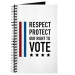 Respect and Protect our right Journal